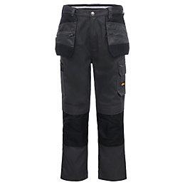 Site Jackal Grey Trousers W36 L32