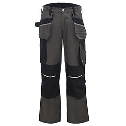 Site Grey Trousers W34 L32