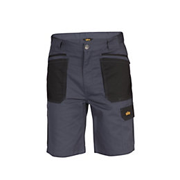 Site Grey Multi Pocket Shorts W34 L10