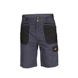 Site Grey Multi Pocket Shorts W36 L10
