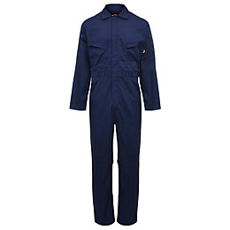 Site Navy blue Coverall Extra large