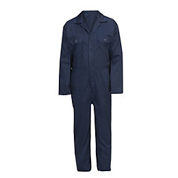 Navy blue Coverall Medium