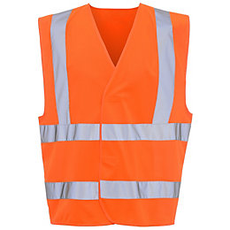 Orange Hi vis vest 2X Large/3X Large