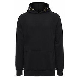 Site Alder Black Hooded sweatshirt Extra large