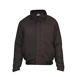 Site Burr Black Jacket Large