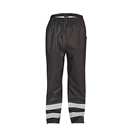 Site Black Waterproof trousers W26 L29