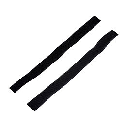 Diall Black Hook & loop tape (L)0.5m (W)20mm