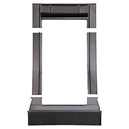 Site Black Tile flashing (H)1400mm (W)780mm