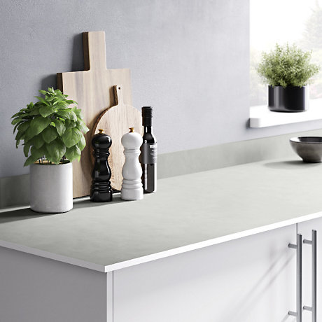 B&Q Earthstone Worktops