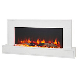 Blyss LED Remote control Electric fire