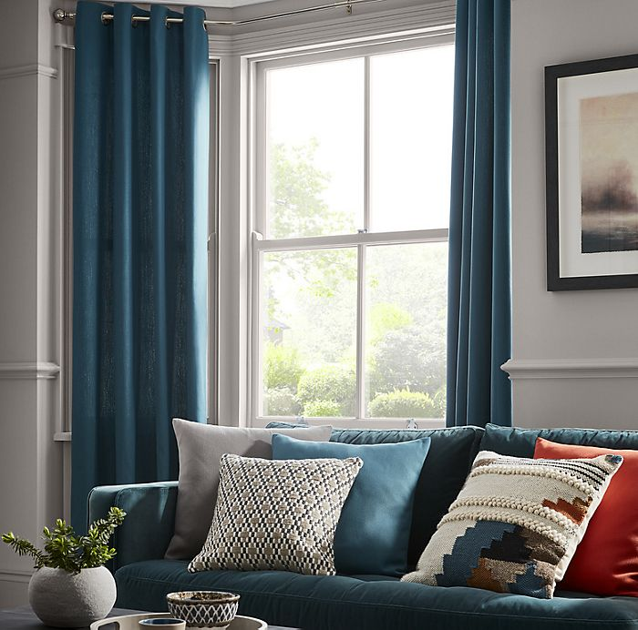 Choose The Right Curtains And Blinds