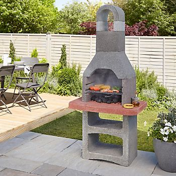 Blooma Denver Masonry Barbecue