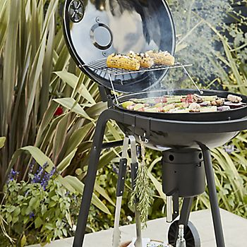 Blooma Rockwell Kettle Charcoal Barbecue