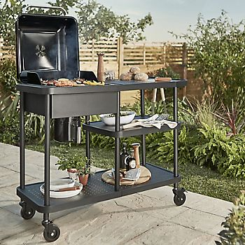 Blooma 220 Rockwell barbecue