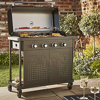 Blooma 400 Rockwell 4 Burner Gas Barbecue