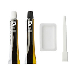 Diall Pale yellow Epoxy adhesive