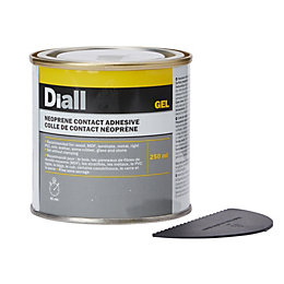 Diall Neoprene contact adhesive 250ml