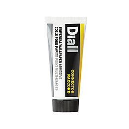 Diall Wall paper Connector glue