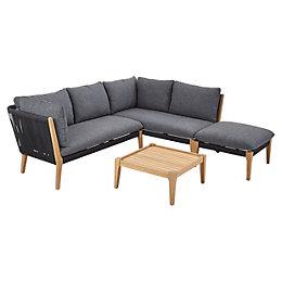 Juneau 6 Seater Coffee Set
