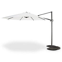 Mallorca 3.46 m Light grey Parasol