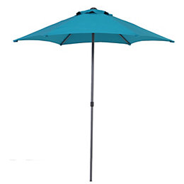 Carambole 1.93 m Blue Parasol