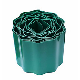 Blooma Polyvinyl Chloride (PVC) Lawn Edging Pack of