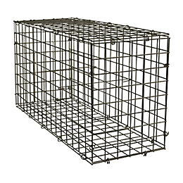 Stainless Steel Gabion Kit (H)400mm (W)0.3 M (L)0.8M