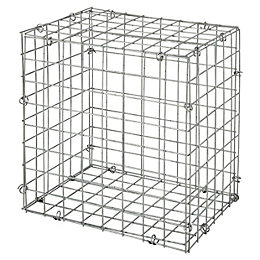 Stainless Steel Gabion Kit (H)400mm (W)0.3 M (L)0.4M