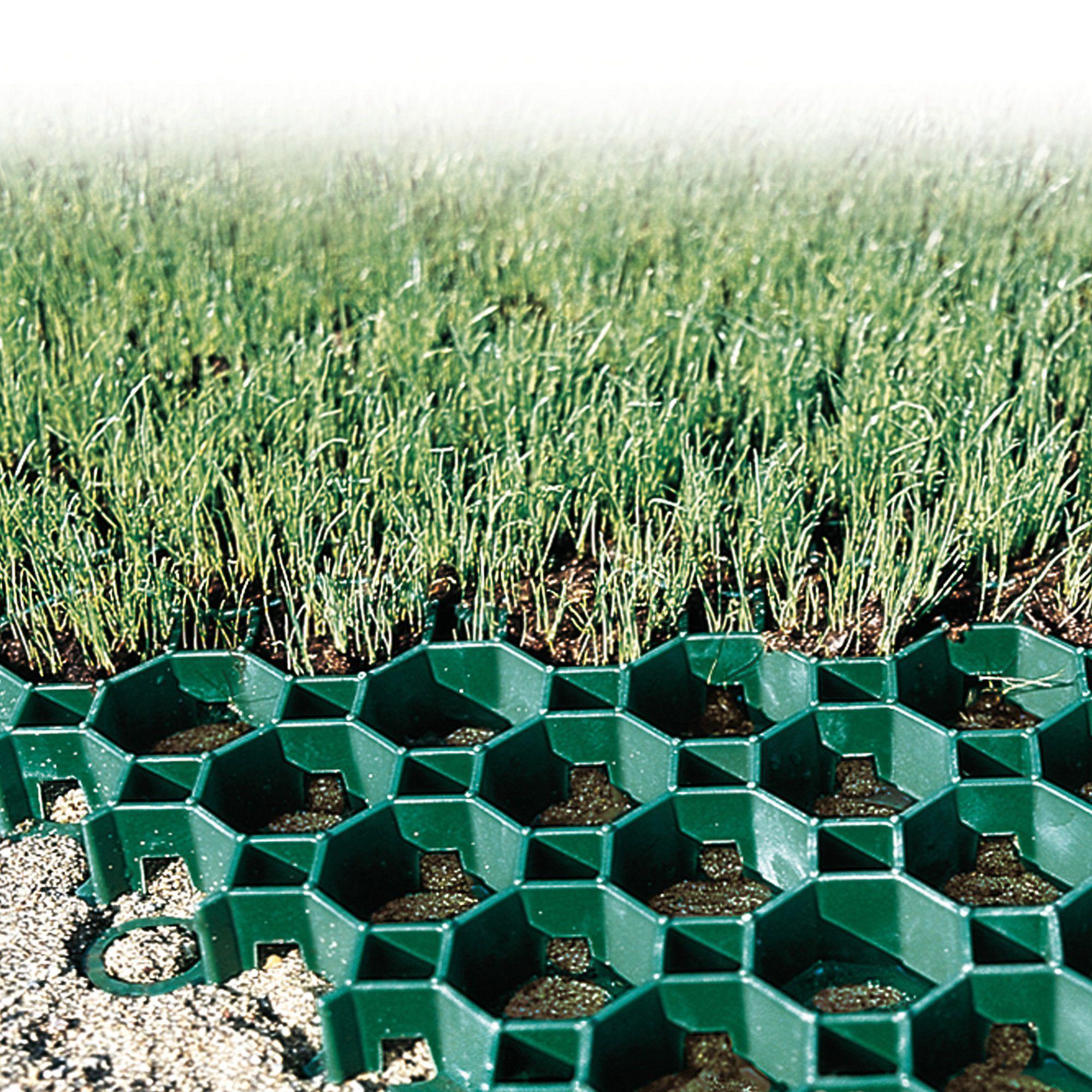 Blooma High-density polyethylene Grass stabilisation tile
