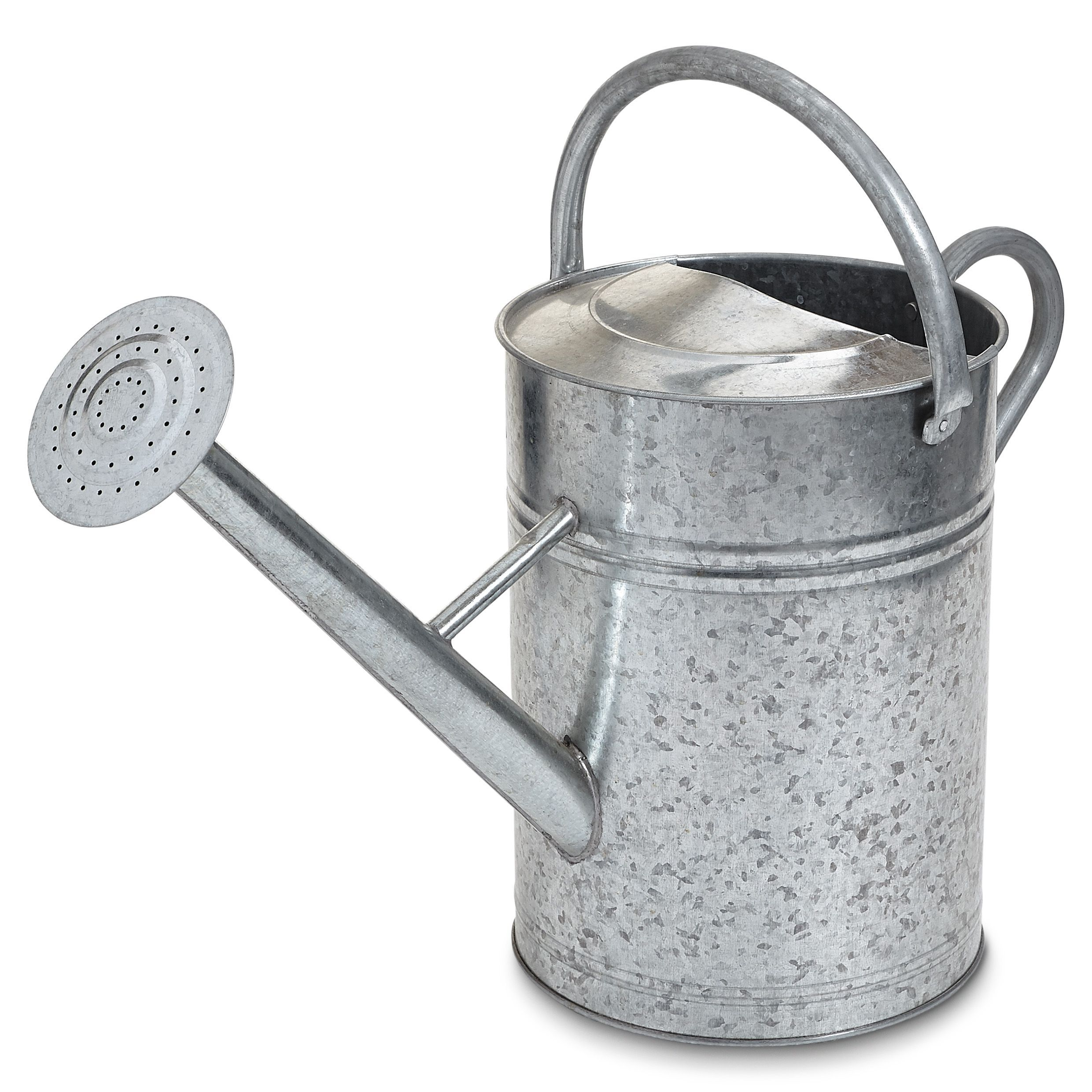 Steel Watering Can 12l Departments Diy At B Q