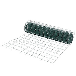 Galvanised Steel Wire fencing (L)20m (D)2.1mm