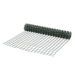 Green High-density polyethylene (HDPE) Mesh screen (H)1000mm