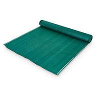 Plastic Green Garden screen (H)1.2m (W)10 m