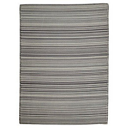 Blooma Rural Concrete Melange Outdoor rug (L)1.7m (W)1.2