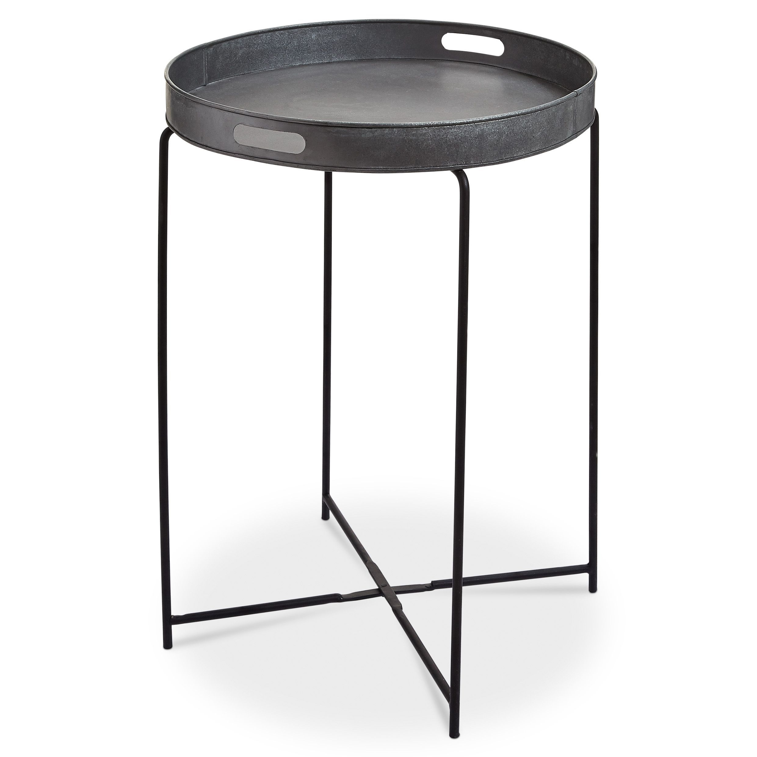 huge selection of 4afea 4846d Rural Metal Side table | Departments | DIY at B&Q