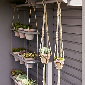 Blooma Rural Hanging Pot Holder