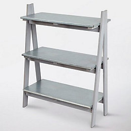 Blooma Rural 3 shelf Steel & wood A