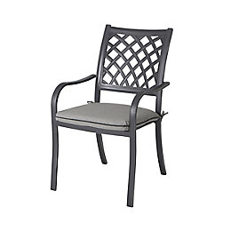Carambole Metal Armchair