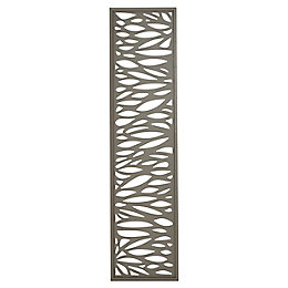 Blooma Neva Leaf Decorative 1/4 panel (W)0.88 m