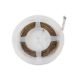 Colours Driggs Mains powered LED Strip light (L)3000mm