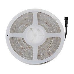 Colours Emmett Mains powered LED Strip light IP65