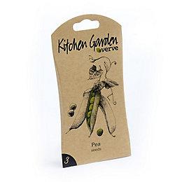 Verve Kitchen garden Pea Seeds