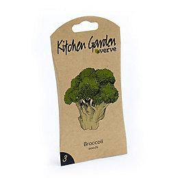 Verve Kitchen garden Broccoli Seeds