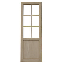 Camargue 2 panel Oak effect Internal Sliding door,
