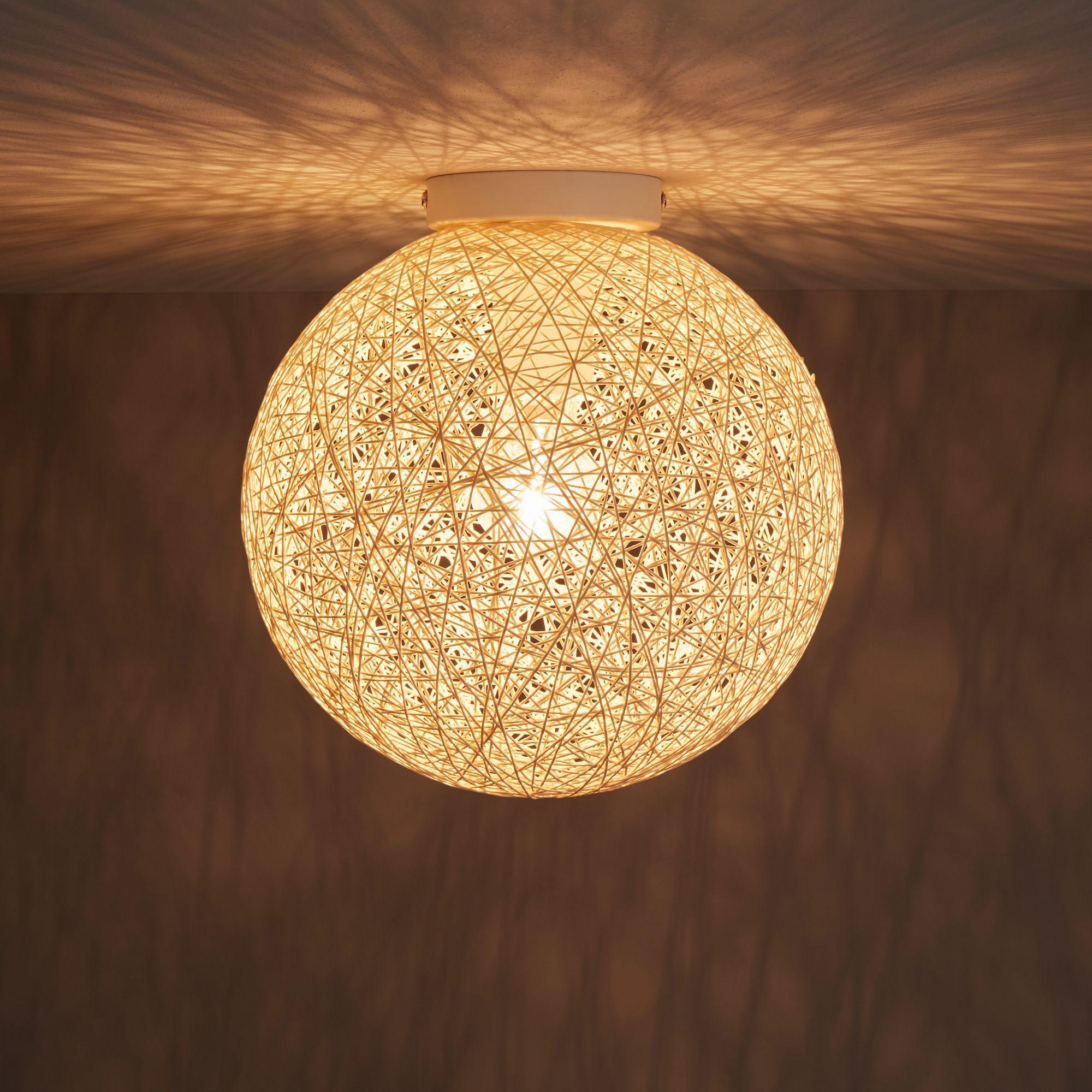 Fauna White Ceiling light