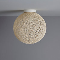 Fauna White Ceiling light