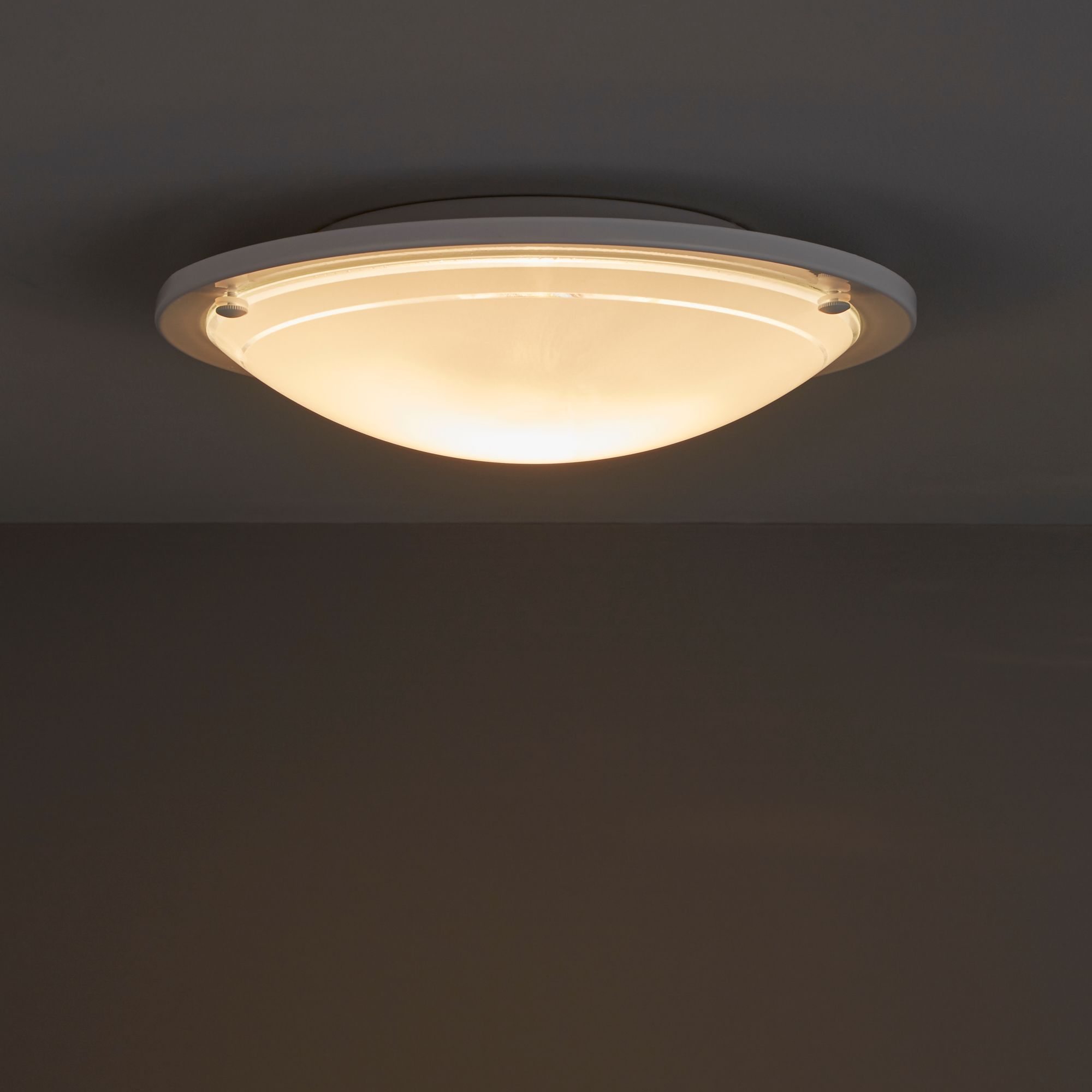 Hubaa White Ceiling light