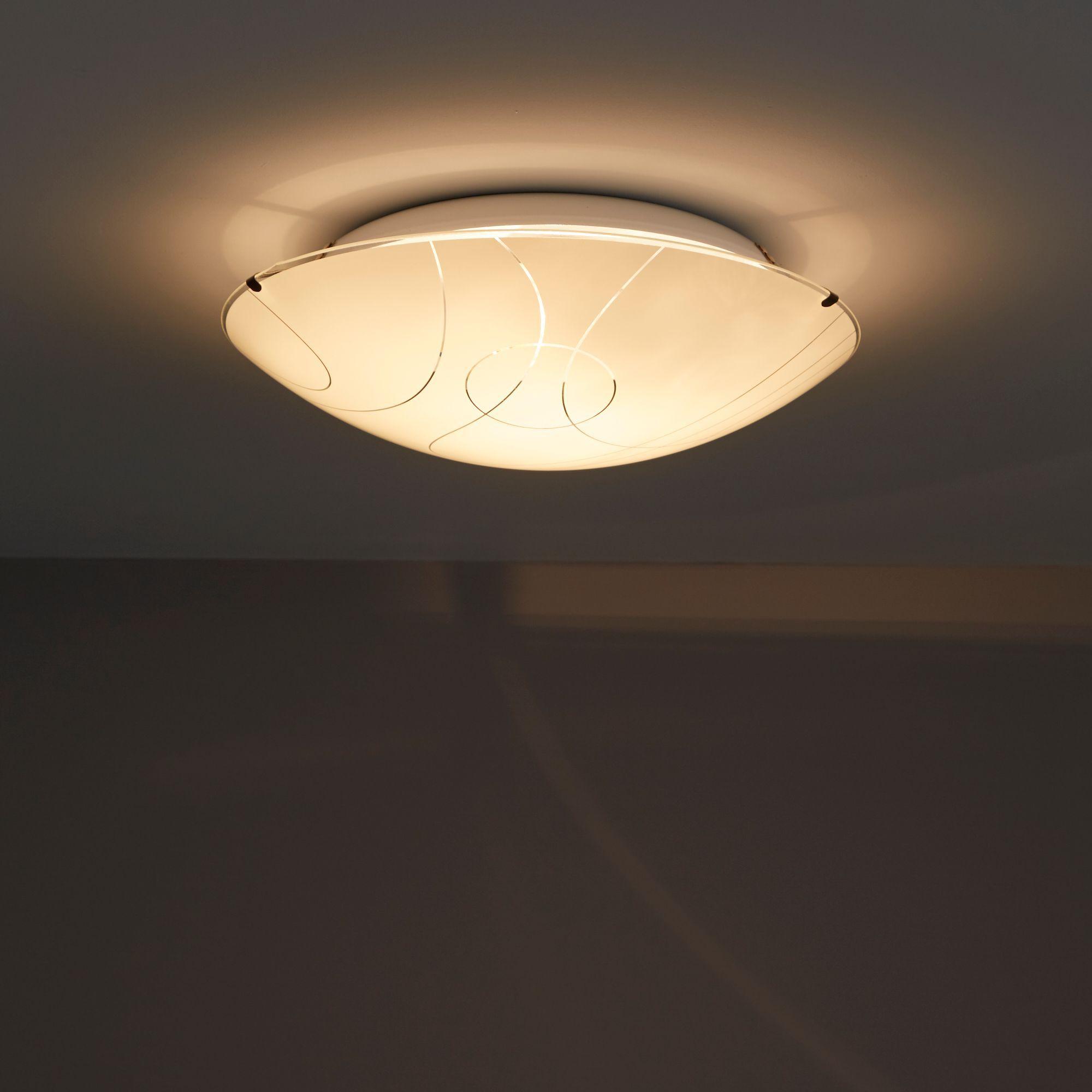Dius White Ceiling light