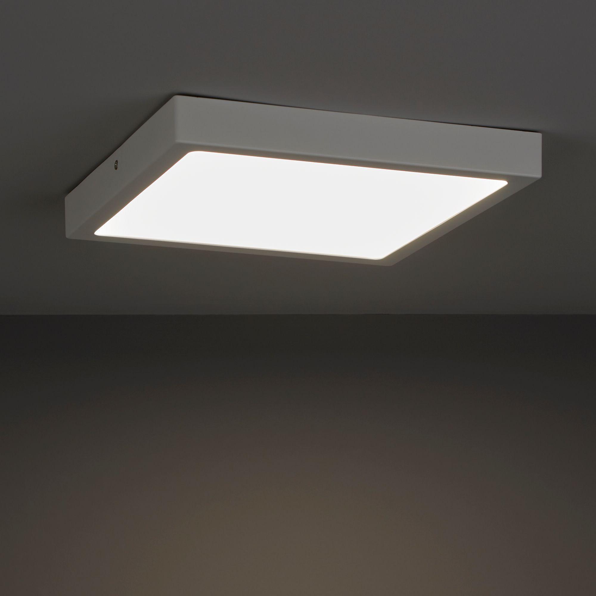 Hestia White Ceiling Light