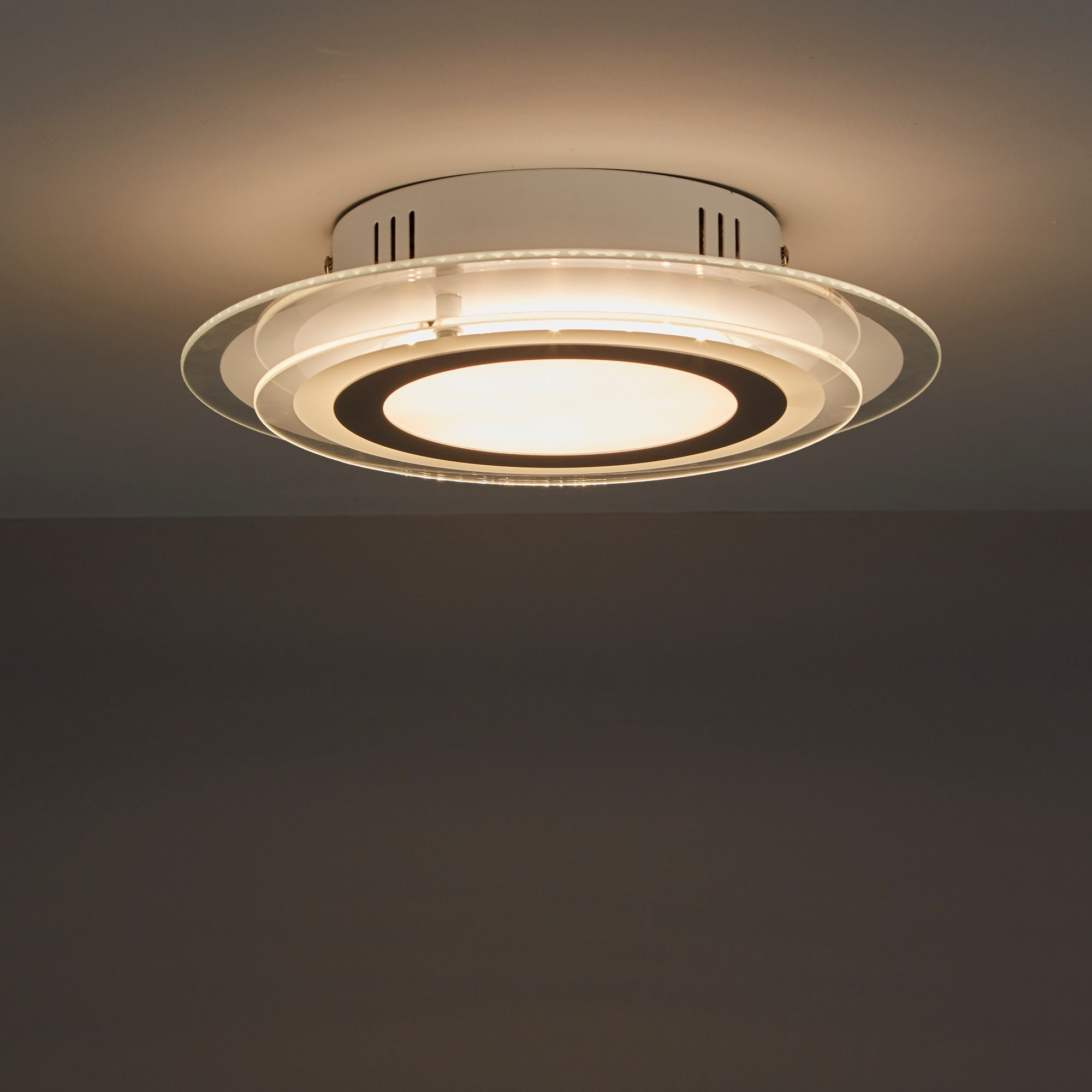 Borea White Ceiling Light